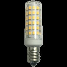 Лампа светодиодная для холодильника и шв. машин Ecola T25 LED Micro 10,0W E14 4000K 340° кукуруза 65x18 mm