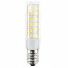 Лампа светодиодная для холодильника и шв. машин Ecola T25 LED Micro 5,5W E14 4000K 340° кукуруза 62x17mm