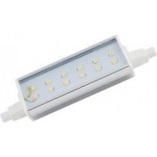 Лампа светодиодная для прожектора Ecola LED Lamp Premium 12,0W F118 220V R7s 6500K (Алюминиевый радиатор) 118x20x32mm