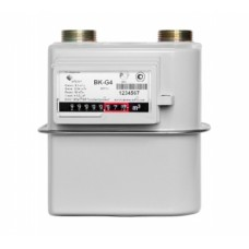Диафрагменный счётчик газа ВК G4T