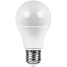 Лампа светодиодная A60 Шар E27 7W 4000K
