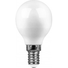 Лампа светодиодная G45 Шар E14 7W 4000K
